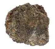 A'a lava Stock Photo