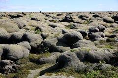 Lava Plain Royalty Free Stock Images
