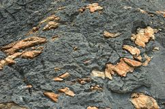 Lava rock Stock Photo