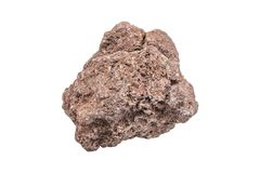 Lava rock Stock Photos