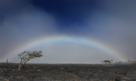 Lava Rock Rainbow Stock Images