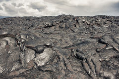 Lava Rocks Royalty Free Stock Images