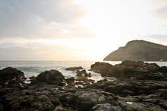 Lava Rocks Lizenzfreies Stockbild