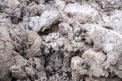 Lava Rocks - Etna Volcano Royalty Free Stock Photo