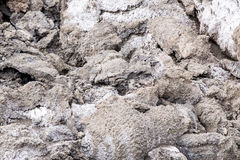 Lava Rocks - Etna Volcano Stock Image
