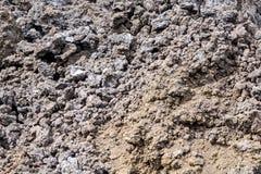 Lava Rocks - Etna Volcano Stock Images
