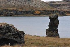 Lava rocks Stock Photos