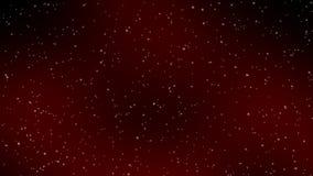 Lava Snow rouge illustration de vecteur