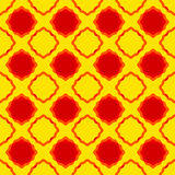 Lava Squares Seamless Background illustration stock