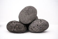 Lava stone Royalty Free Stock Photos