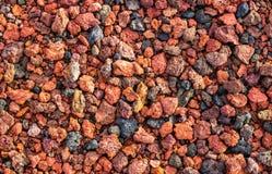 Lava Stones Royaltyfri Foto