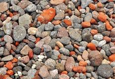 Lava stones Royalty Free Stock Photo