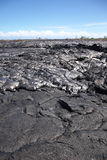 Lava surface Royalty Free Stock Images