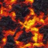 Lava texture Royalty Free Stock Photos
