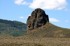 Lava Tower Royalty Free Stock Images