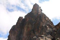 Lava Tower Royaltyfri Bild