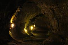 lava tube, Hawaii Royalty Free Stock Photos