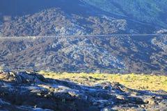 Lava view Stock Photos