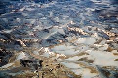 Lava vulcanica Fotografia Stock Libera da Diritti