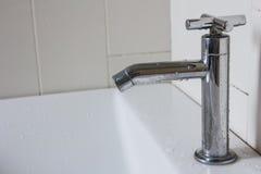 lavabo Imagen de archivo libre de regalías