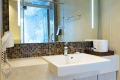 lavabo Foto de archivo libre de regalías