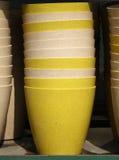 Lavabo chino de la cerámica Foto de archivo