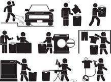 lavadero Imagen de archivo libre de regalías