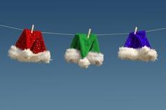 Lavadero de los sombreros de Santa Foto de archivo