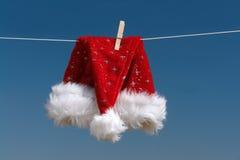 Lavadero del sombrero de Santa Fotos de archivo