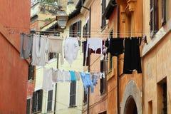 Lavadero en Roma imagen de archivo libre de regalías