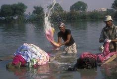Lavadero indio Fotos de archivo libres de regalías