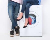 lavado Foto de archivo libre de regalías