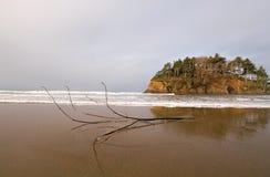 Lavado acima de uma rocha da proposta fotos de stock