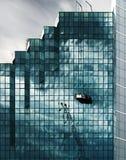 Lavado de la ventana Imagenes de archivo