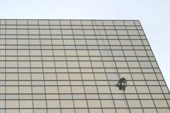 Lavadora de ventana Imagen de archivo