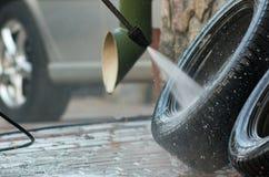 Lavadoras de la presión Foto de archivo libre de regalías
