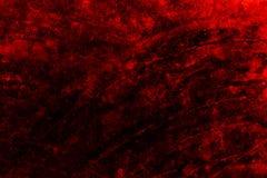 Lavaflüsse auf die Erde Lizenzfreies Stockfoto