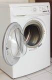 lavage avant de machine de chargement Photographie stock libre de droits