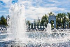 Lavage commémoratif de point de repère d'architecture de détail de plan rapproché de la deuxième guerre mondiale Photos libres de droits