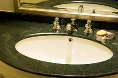lavage de bassin Image libre de droits