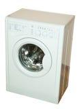 lavage de machine Image libre de droits