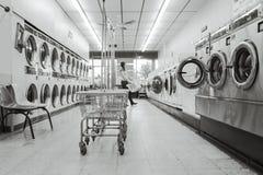 lavage de tissu Images stock