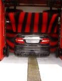 Lavage de véhicule Photographie stock