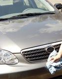 Lavage de voiture Photo stock