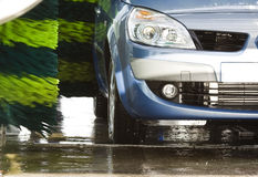 Lavage de voiture Photo libre de droits