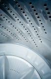 lavage futuriste de machine de fond photographie stock