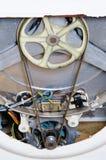 lavage intérieur de machine photographie stock libre de droits