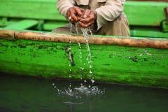Lavagem da manhã Imagens de Stock