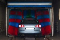 Lavagem de carro Foto de Stock