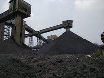 Lavagem de carvão imagens de stock